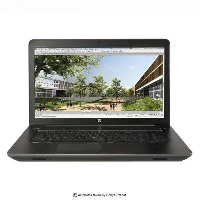 لپ تاپ HP مدل Zbook 17 G3