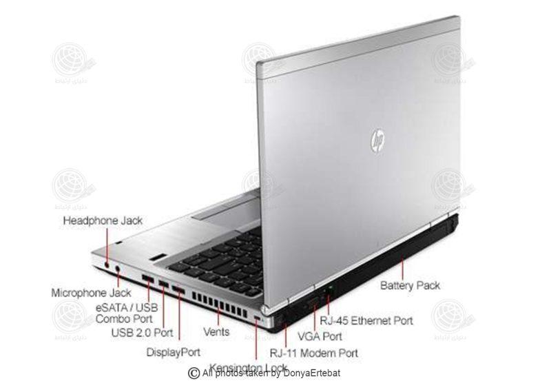 لپ تاپ HP مدل Elitebook 8470p