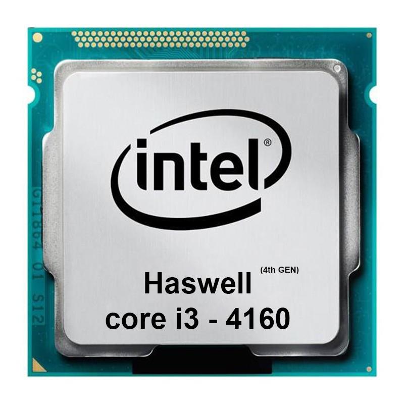 پردازنده Intel مدل Core i3-4160