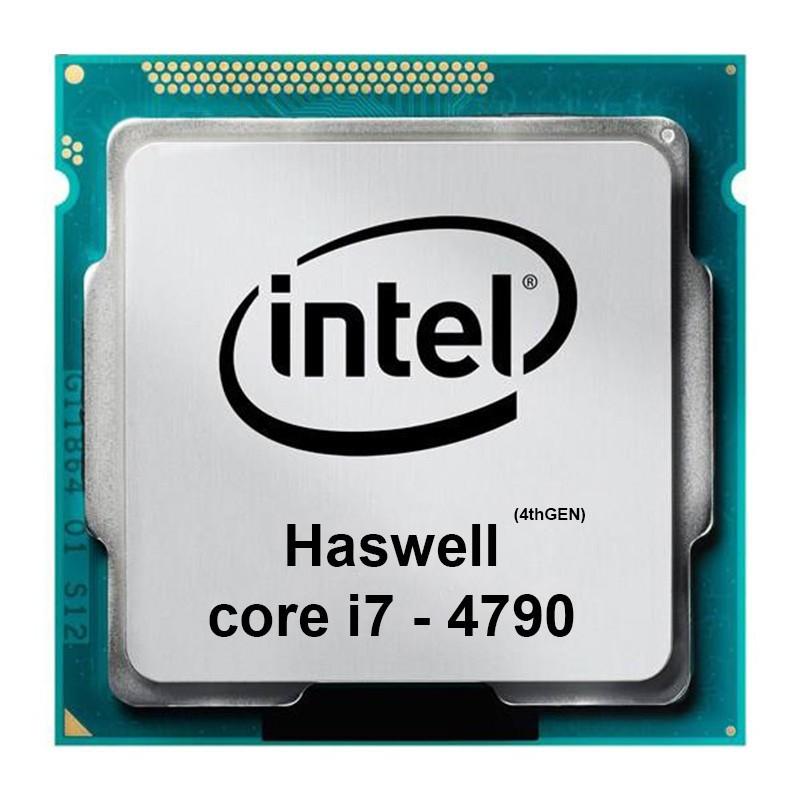 پردازنده Intel مدل Core i7-4790
