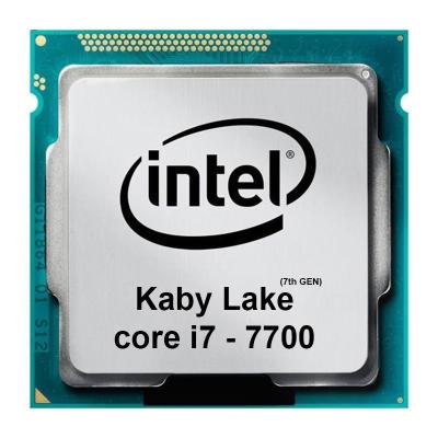 پردازنده Intel مدل Core i7-7700