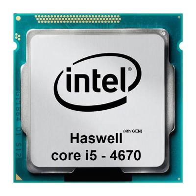 پردازنده Intel مدل Core i5-4670