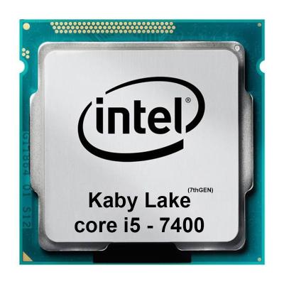 پردازنده Intel مدل Core i5-7400