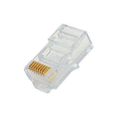 کانکتور شبکه Cat 6 Rj45 کی نت
