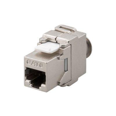 کیستون شبکه Cat6 SFTP تک پورت کی نت