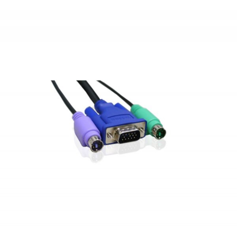 کابل KVM دی لینک PS2 مدل DKVM-CB