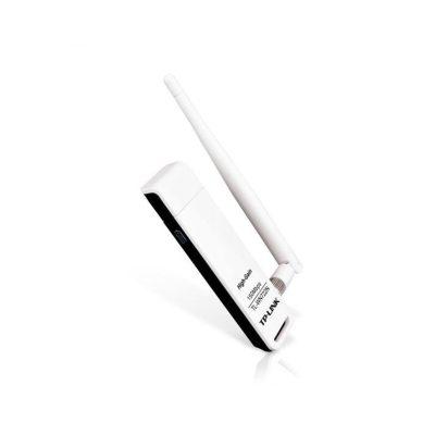 کارت شبکه USB و بیسیم TP-Link مدل TL-WN722N