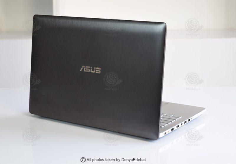 لپ تاپ ASUS مدل N550JV