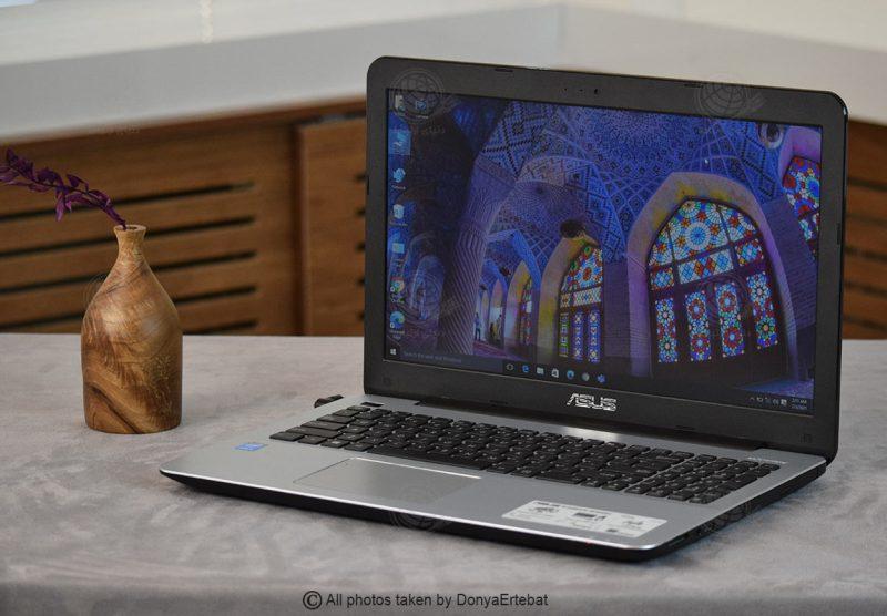 لپ تاپ ASUS مدل F555LA
