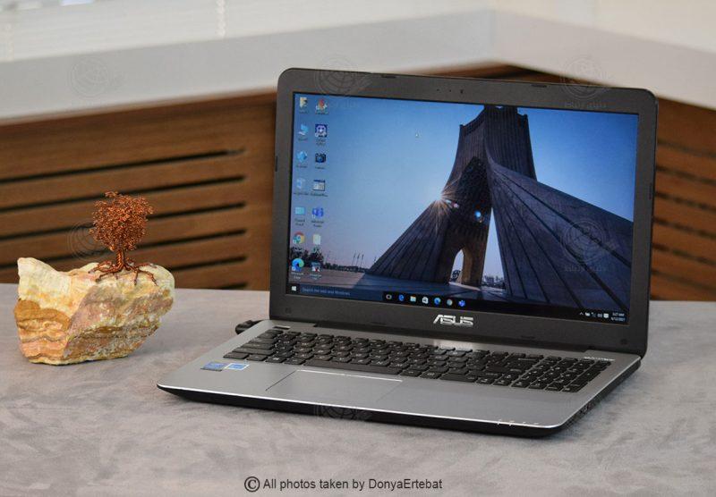 لپ تاپ ASUS مدل X555LA