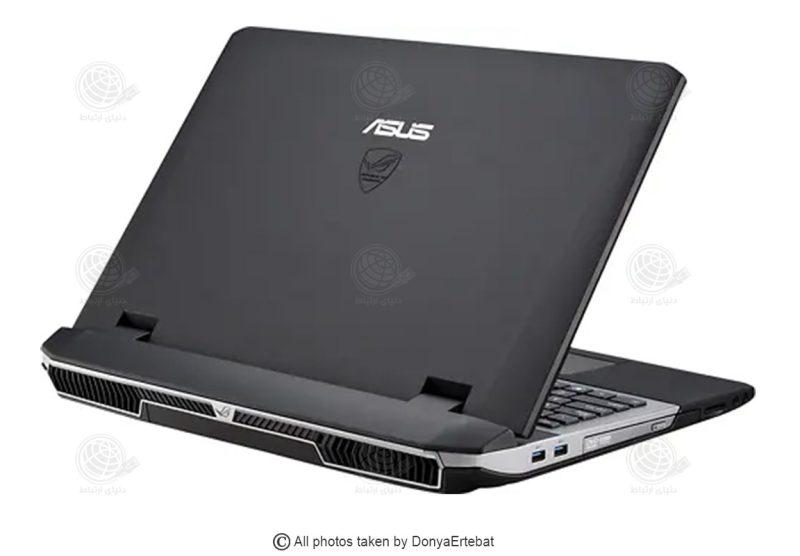لپ تاپ گیمینگ ASUS مدل G75VW – B